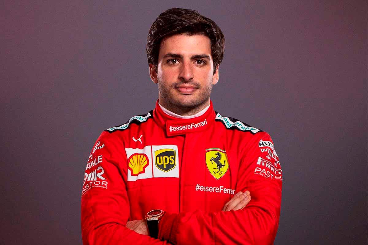 OFICIAL: Carlos Sainz será piloto de Ferrari desde 2021 | SoyMotor.com