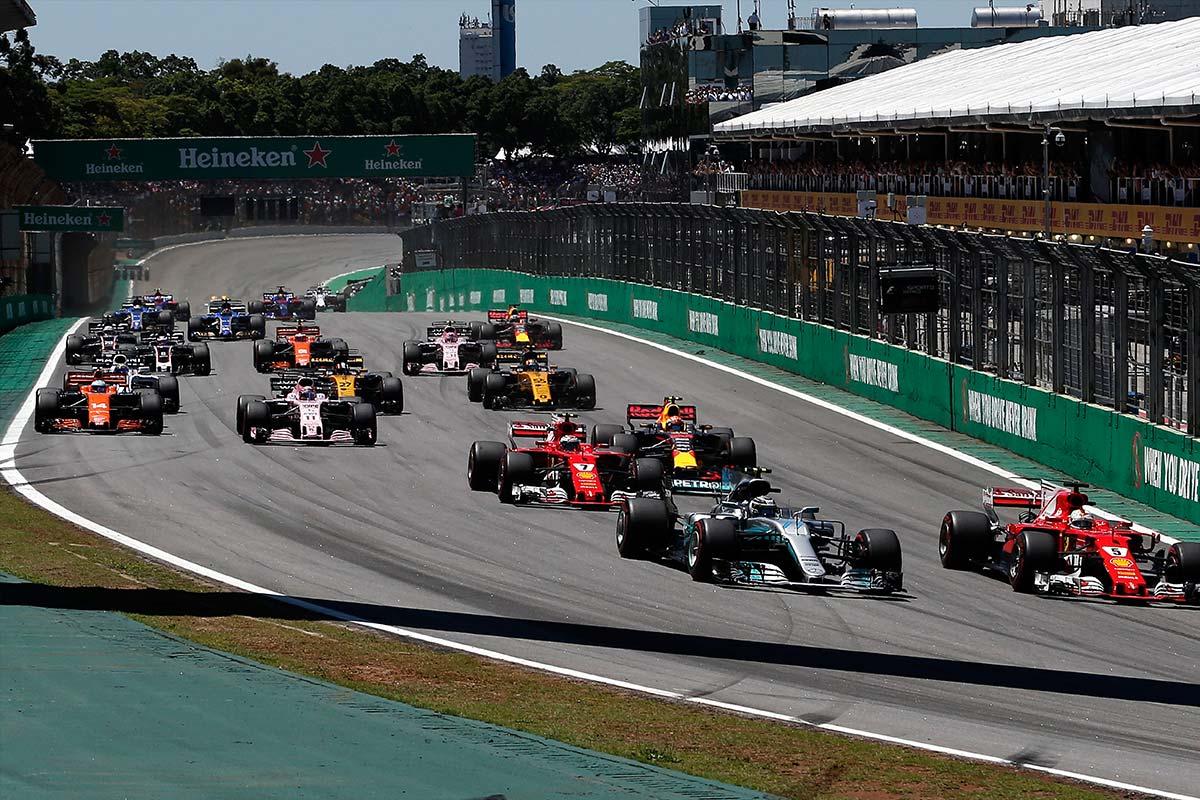 GP de Brasil F1 2017: Carrera Minuto a Minuto | SoyMotor.com