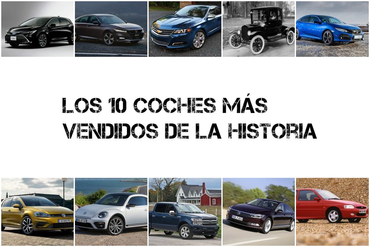 Los diez coches más vendidos de toda la historia
