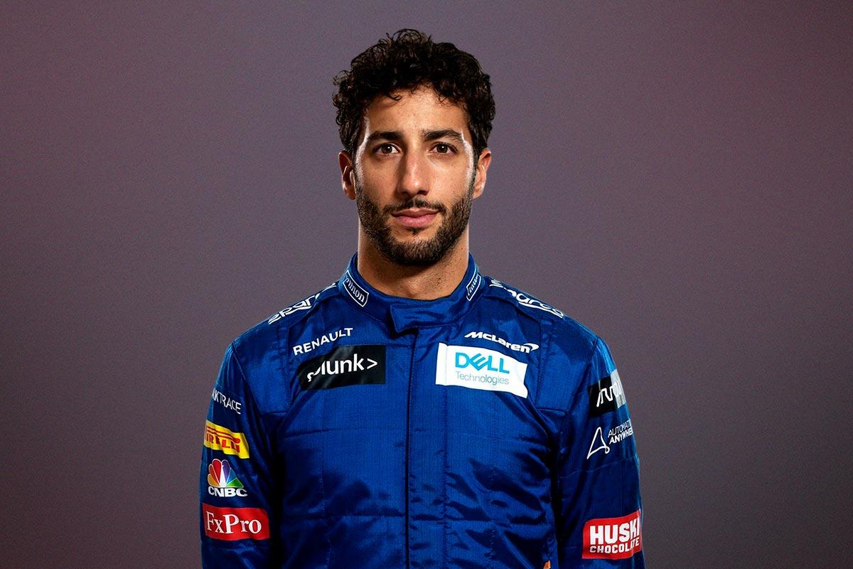 OFICIAL: Daniel Ricciardo será piloto de McLaren en 2021 ...