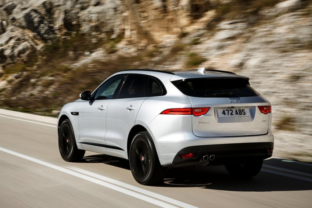 Jaguar F-Pace y Range Rover Sport: ediciones especiales ...