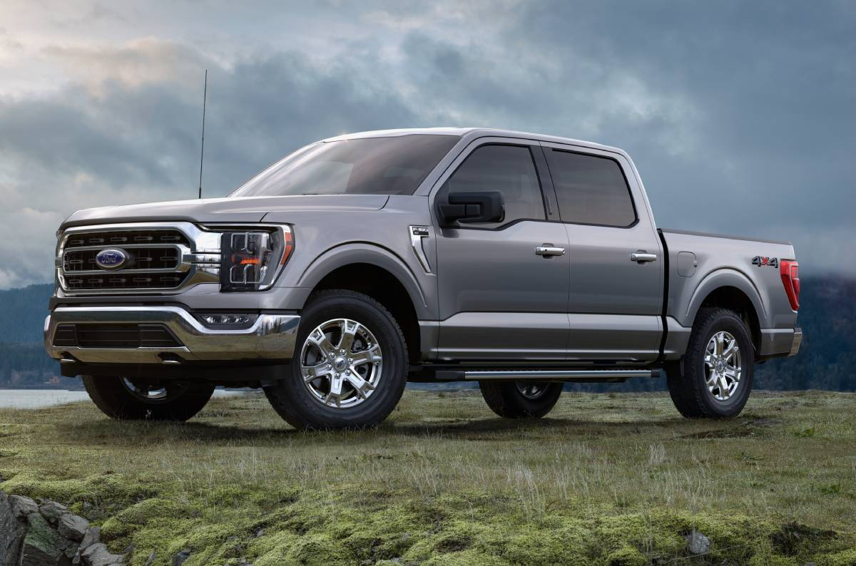 2021 Ford Lightning Release