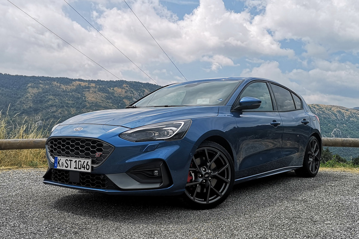 2020 Ford Focus Rs St Exterior and Interior