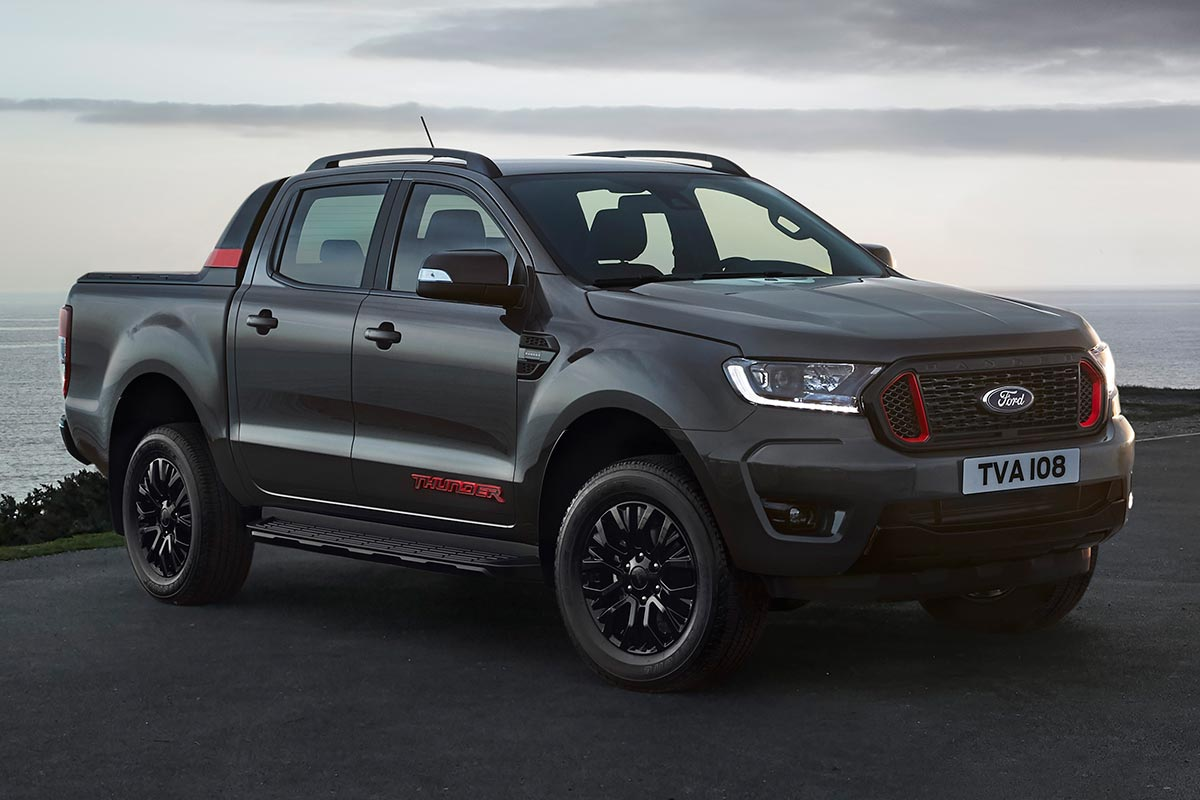 Ford Ranger Thunder Nueva Propuesta De La Pick Up Mas Popular De Europa Soymotor Com
