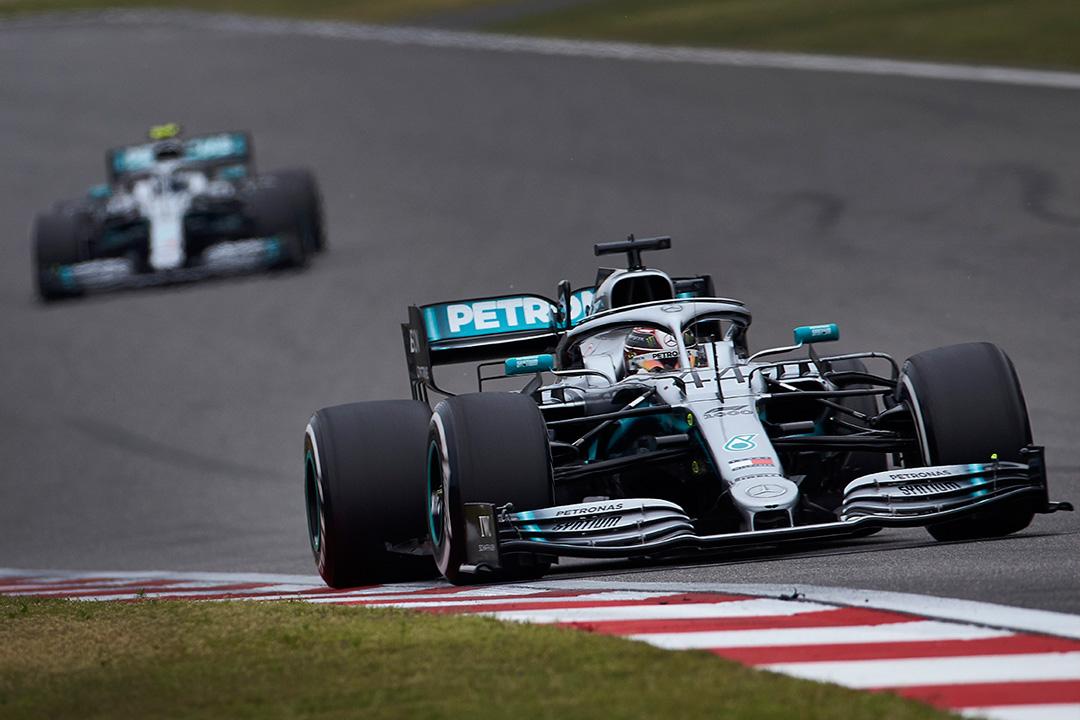 Mercedes ahorró en China; esperaban una batalla con Ferrari que no llegó