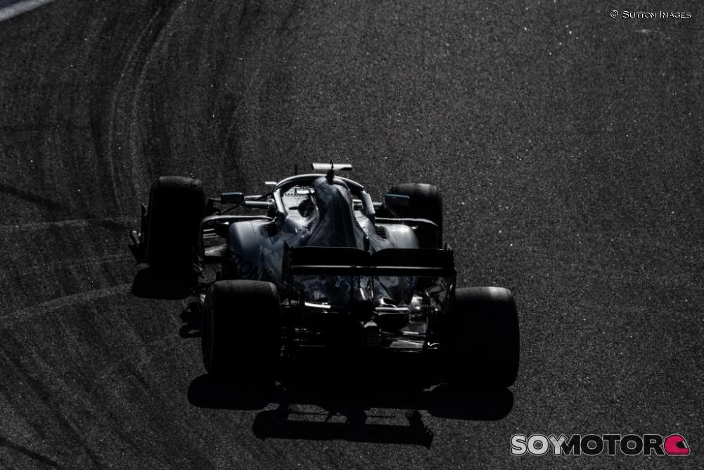 """Hamilton: """"2019 no ha sido un gran año para el motor Mercedes"""""""