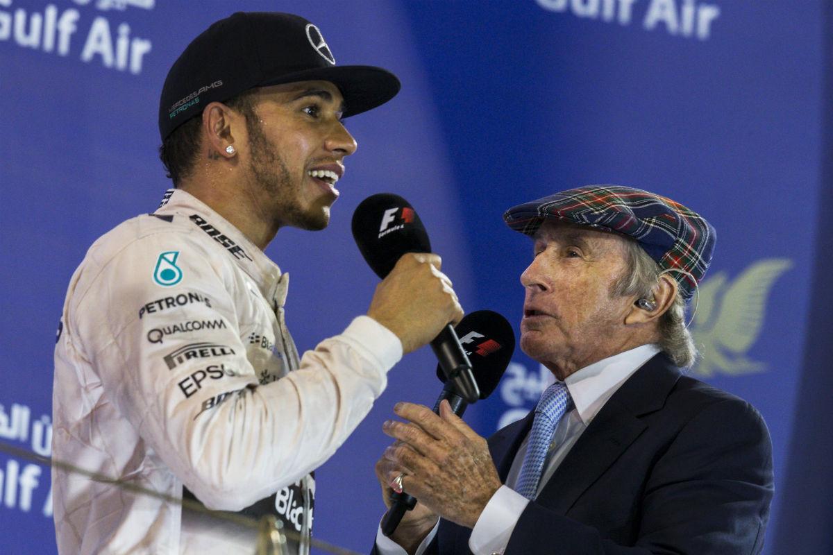 Jackie Stewart cree que Hamilton es culpable del incidente con ...
