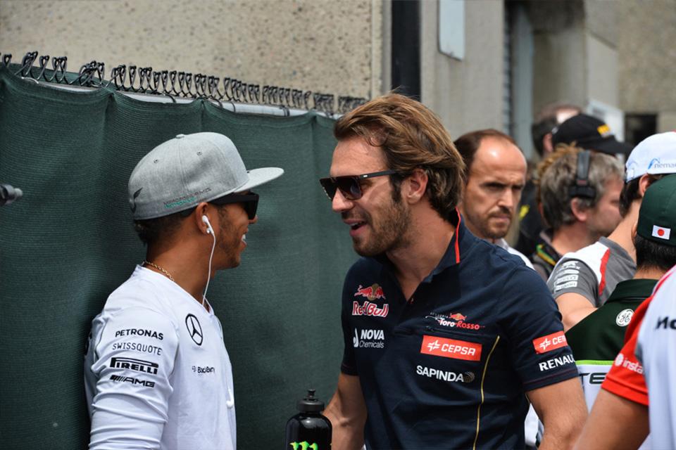 "Vergne: ""Sería lógico que Hamilton viniese a la Fórmula E"""