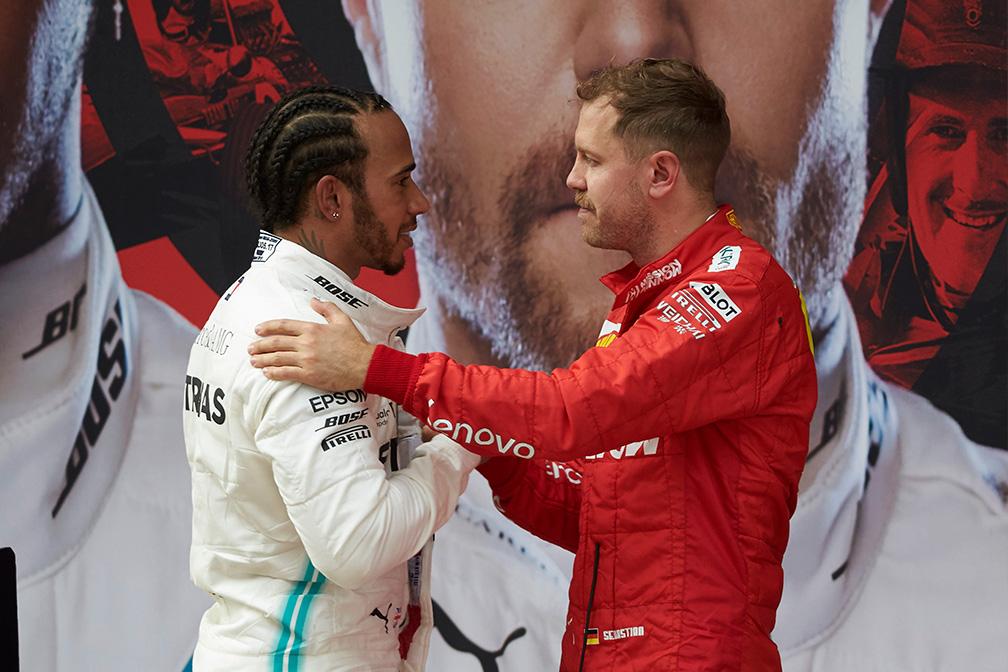 """Vettel, sobre las órdenes de equipo: """"No es la primera vez que pasa"""""""