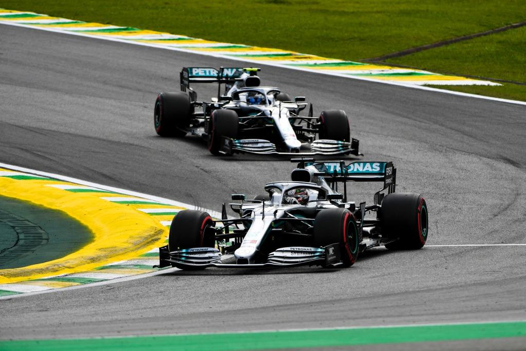 Mercedes en el GP de Brasil F1 2019: Sábado - SoyMotor.com