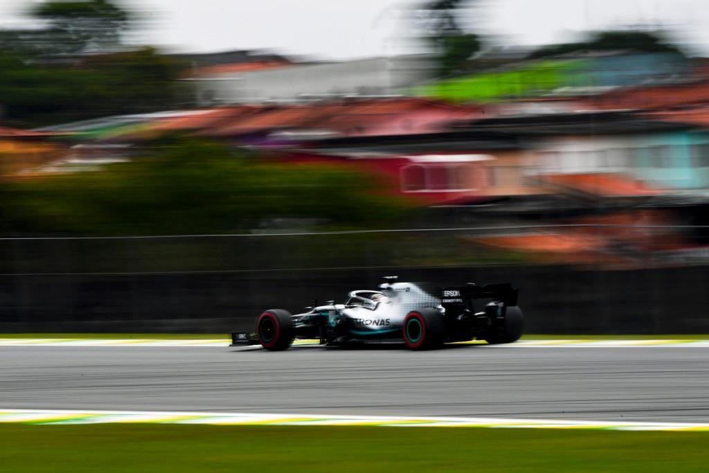 Mercedes en el GP de Brasil F1 2019: Viernes - SoyMotor.com