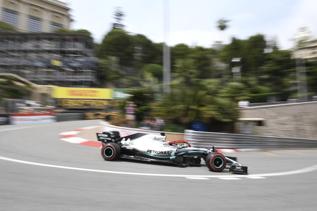 GP de Mónaco F1 2019: Clasificación Minuto a Minuto