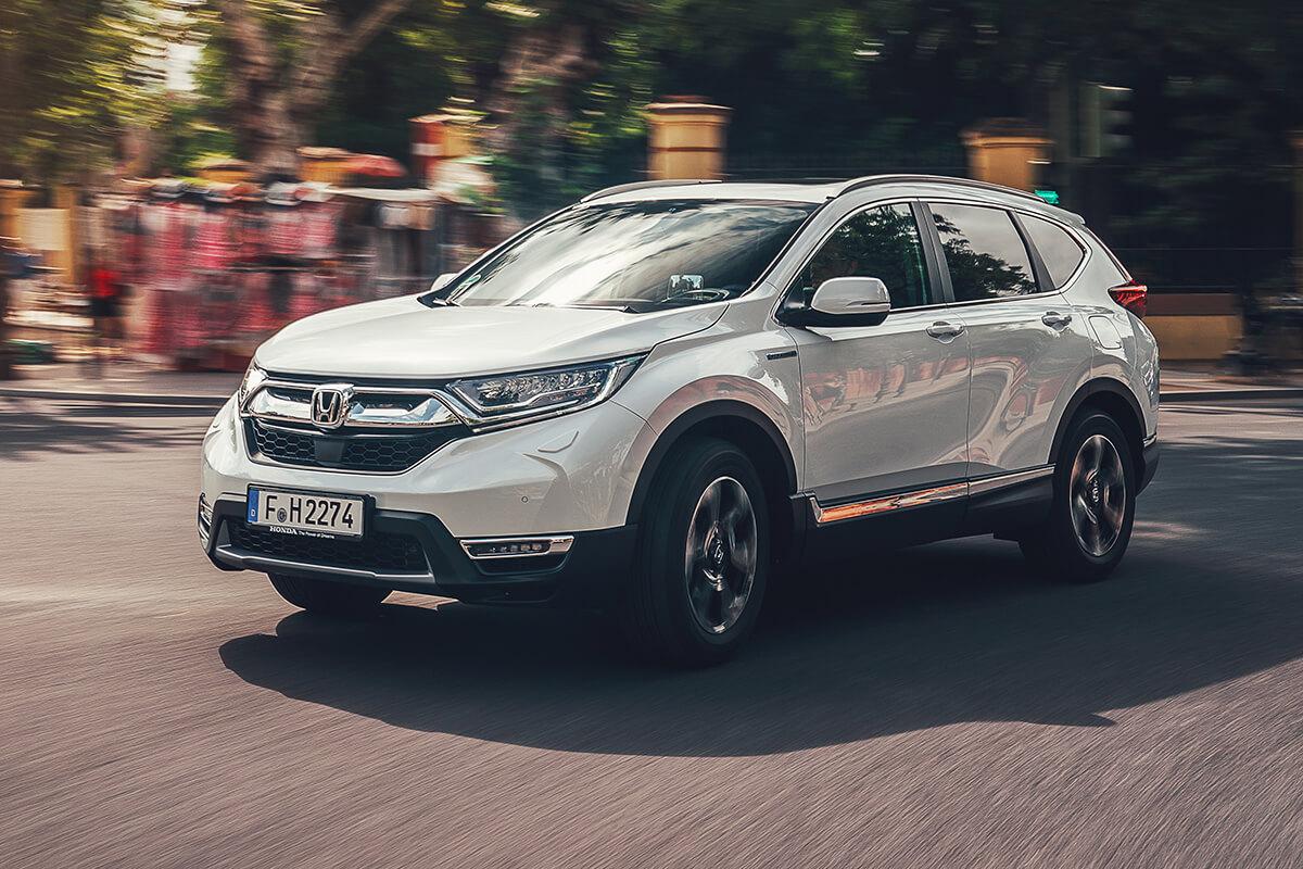 Honda Cr V Se >> Honda CR-V Hybrid 2019, primera prueba: por la vía ...