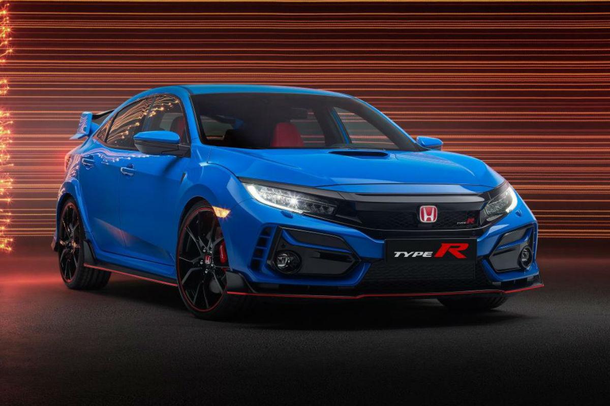 Honda Civic Type R 2020: retoques e idéntica potencia | SoyMotor.com