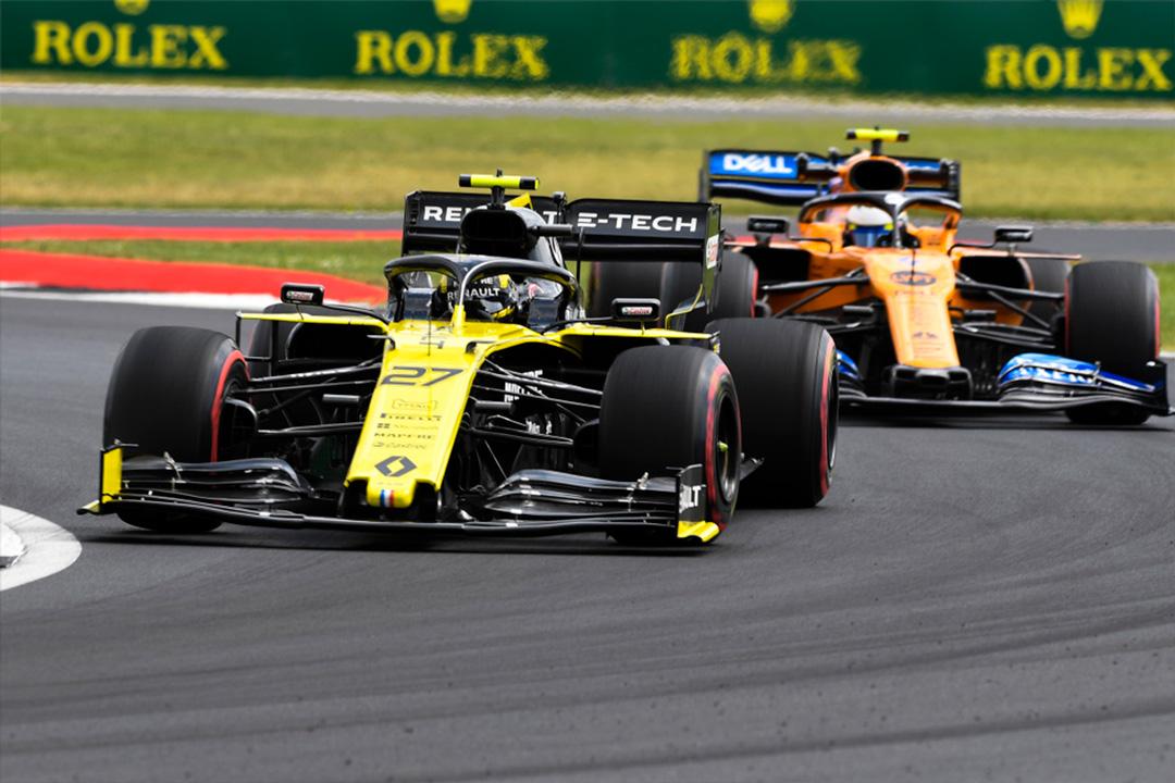 """Norris espera un """"pequeño paso atrás"""" de Renault en Singapur"""