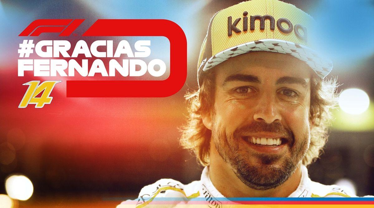 Fernando Alonso: adiós a la F1 - cover