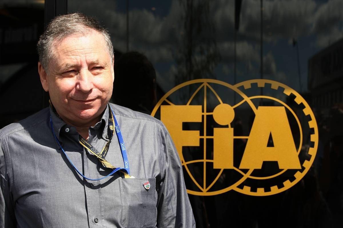 Resultado de imagen de Jean Todt F1