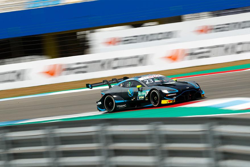 """Juncadella: """"Gran carrera, por fin pude seguir el ritmo de Audi y BMW"""""""