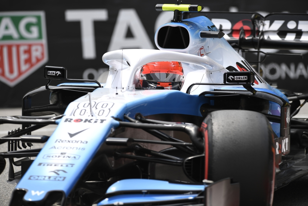 Williams en el GP de Mónaco F1 2019: Sábado