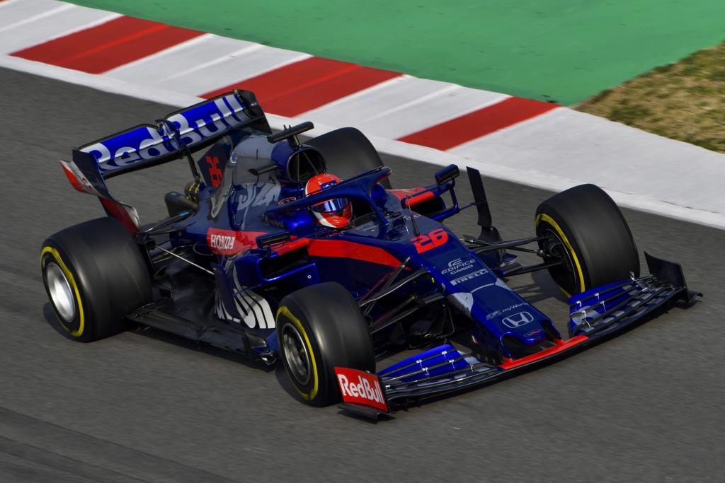 Toro Rosso en el GP de Australia F1 2019: Previo