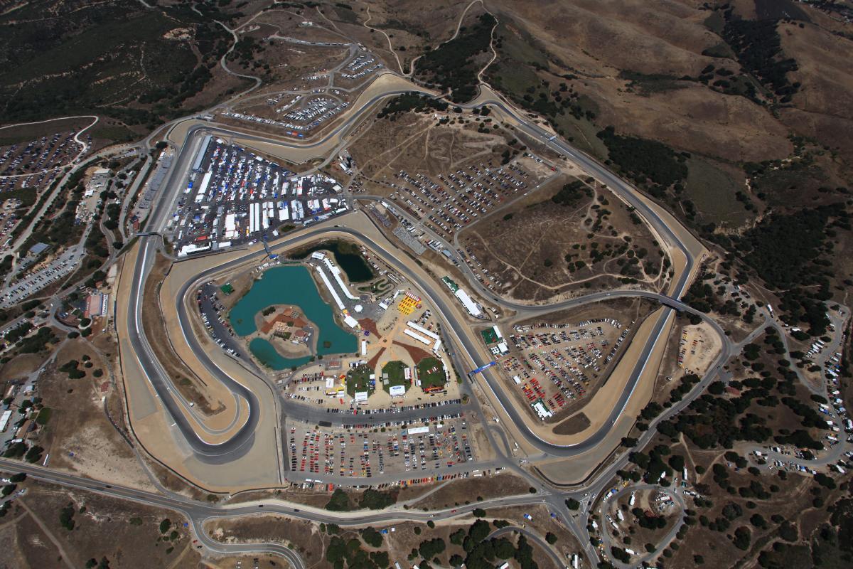 Mazda Raceway Laguna Seca >> El circuito de Laguna Seca dejará de denominarse Mazda ...