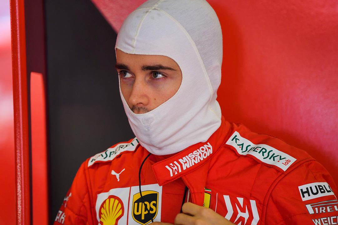 """Leclerc: """"¿Sacrificado yo? No, somos un equipo"""""""