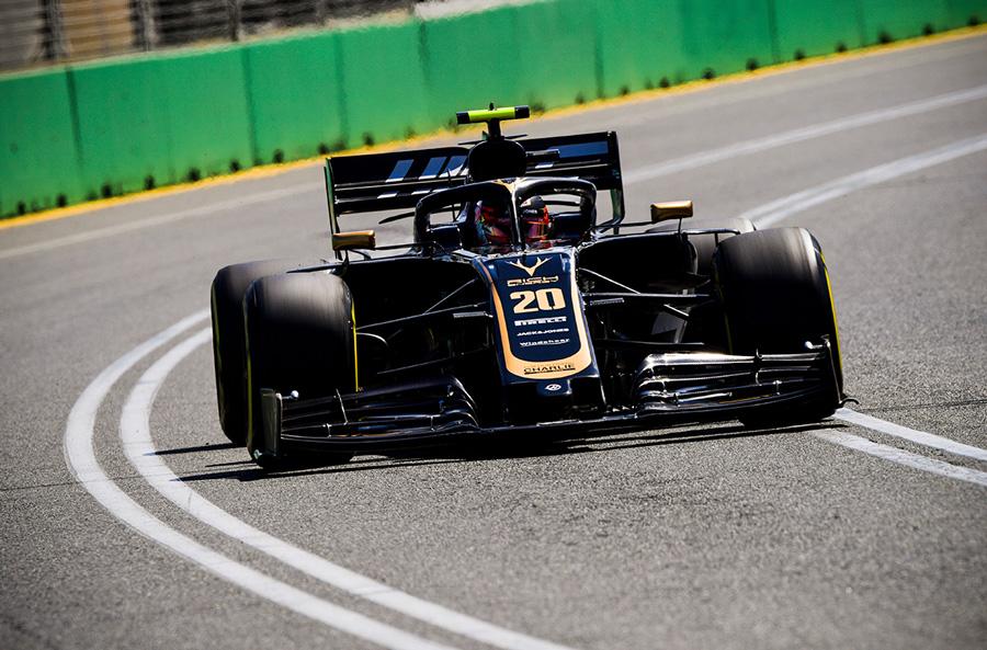 Haas en el GP de Australia F1 2019: Viernes