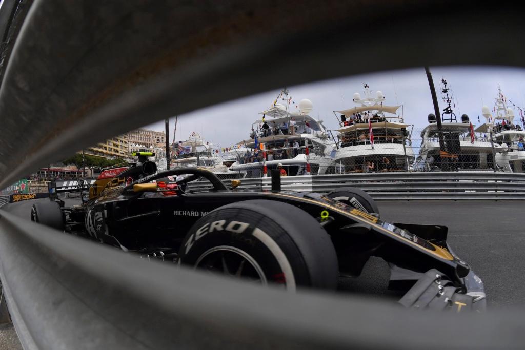 Haas en el GP de Mónaco F1 2019: Sábado