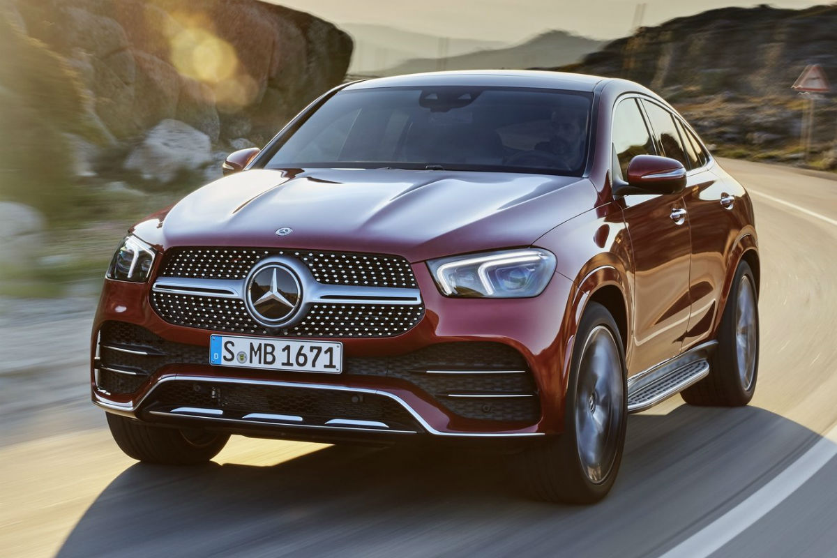 2021 Mercedes Gle Coupe Redesign and Concept