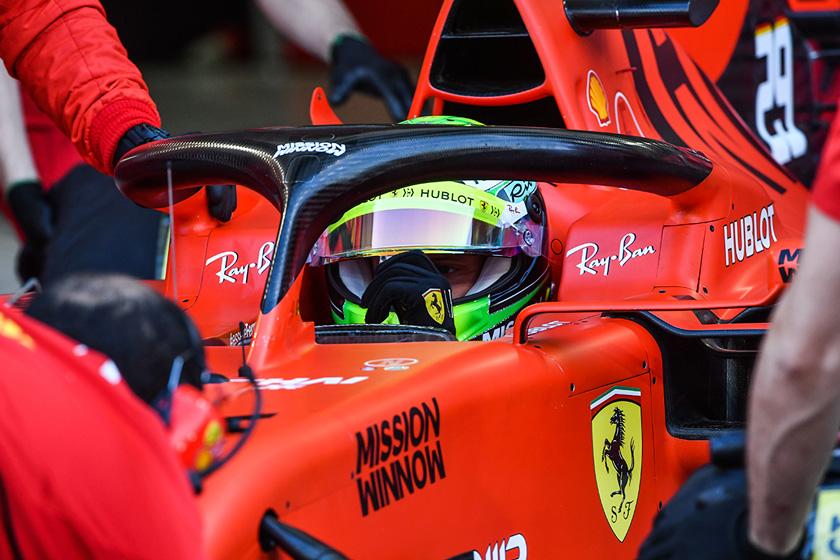 """Mick Schumacher y su test: """"Es mi primer paso para ser piloto de Fórmula 1"""""""