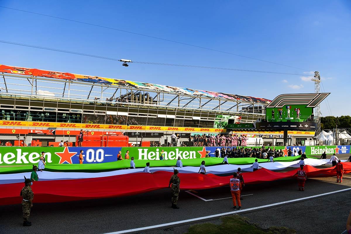 Monza entra en el calendario del WEC para la temporada 2021