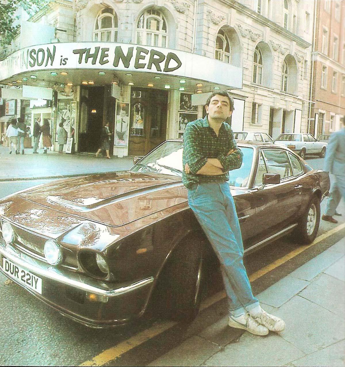 El Aston Martin V8 Vantage De Mr. Bean...¡ahora Puede Ser