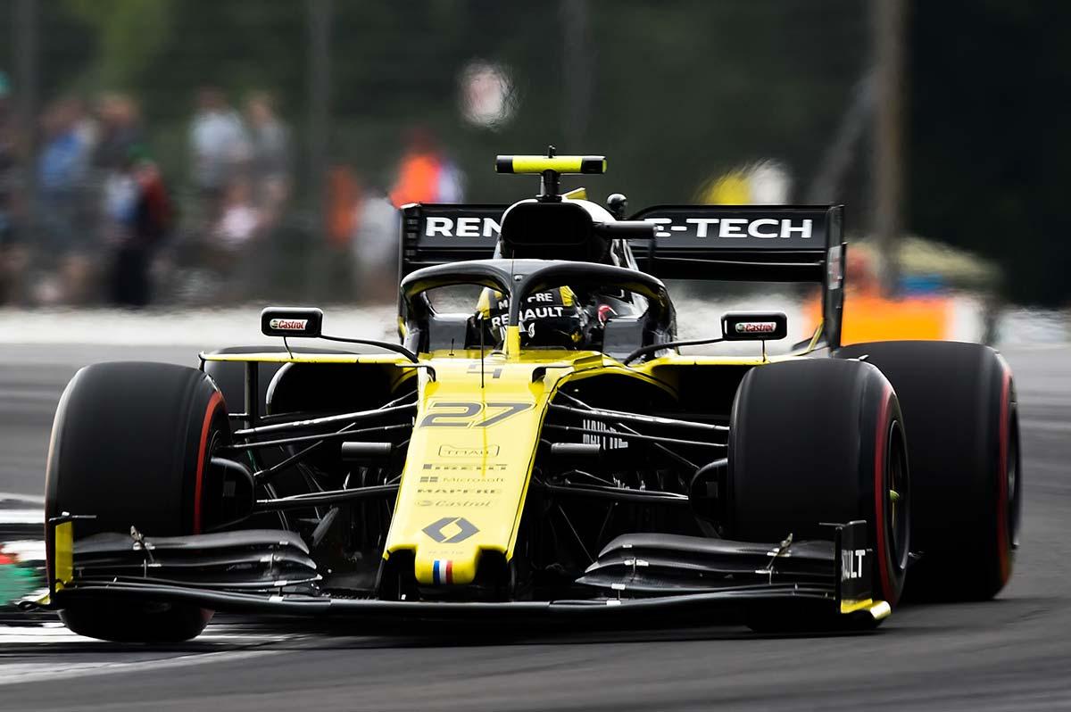 Hülkenberg no está seguro de que Verstappen sea el mejor de la F1