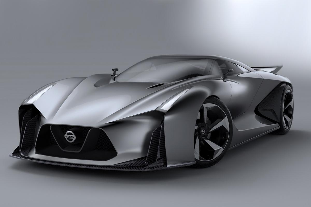 Nissan Concept Vision 2020 Las Claves Del Futuro Gt R Soymotor Com