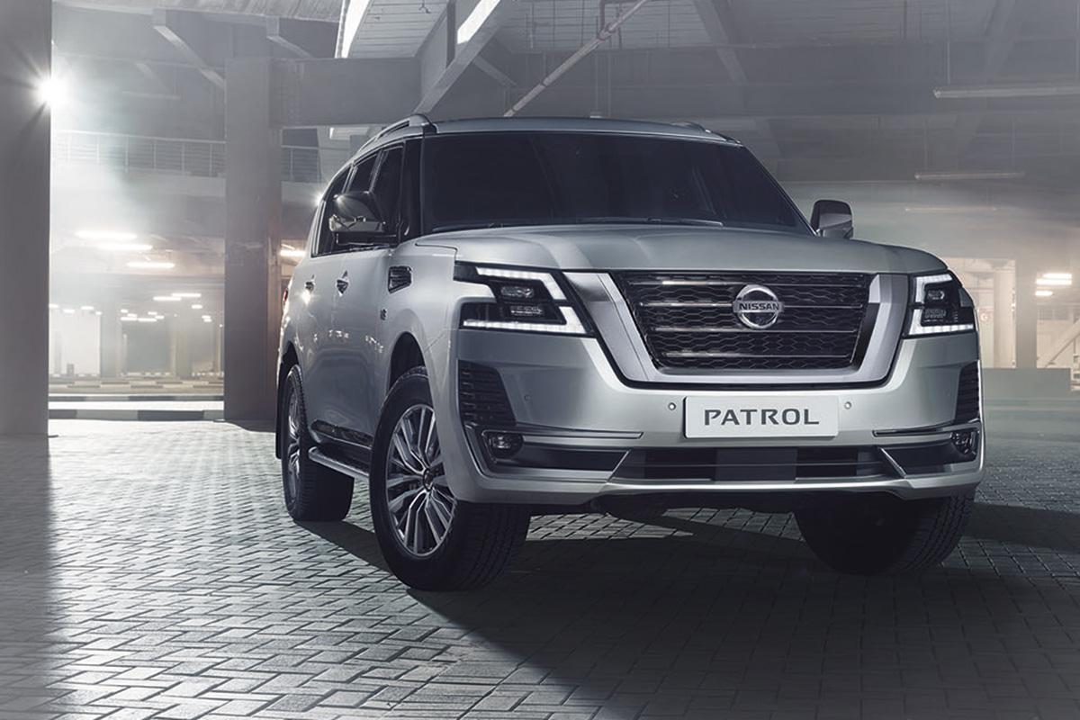 Nissan Patrol 2020 Mas Sofisticado Que Nunca Soymotor Com