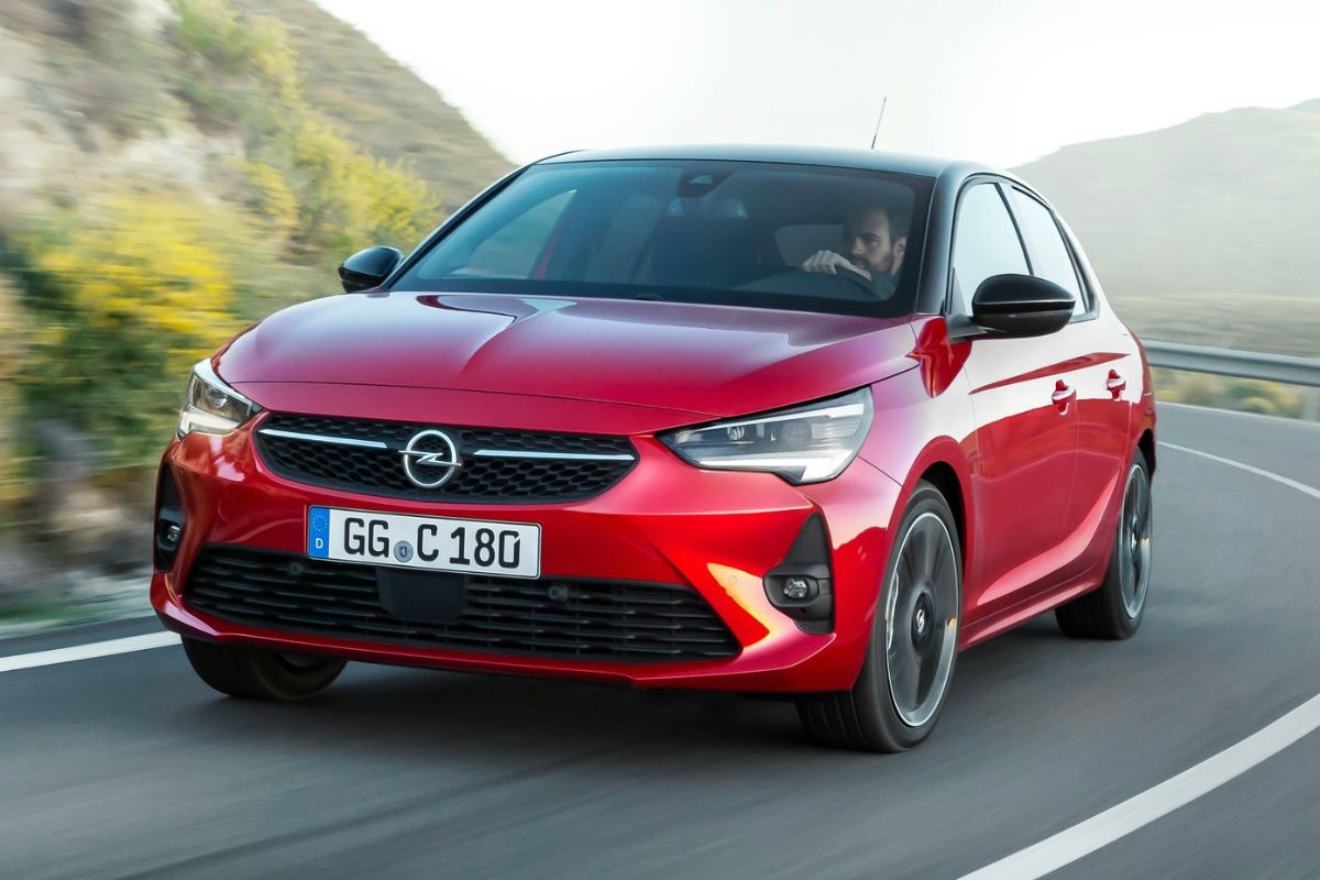 2020 Opel Corsa Specs and Review