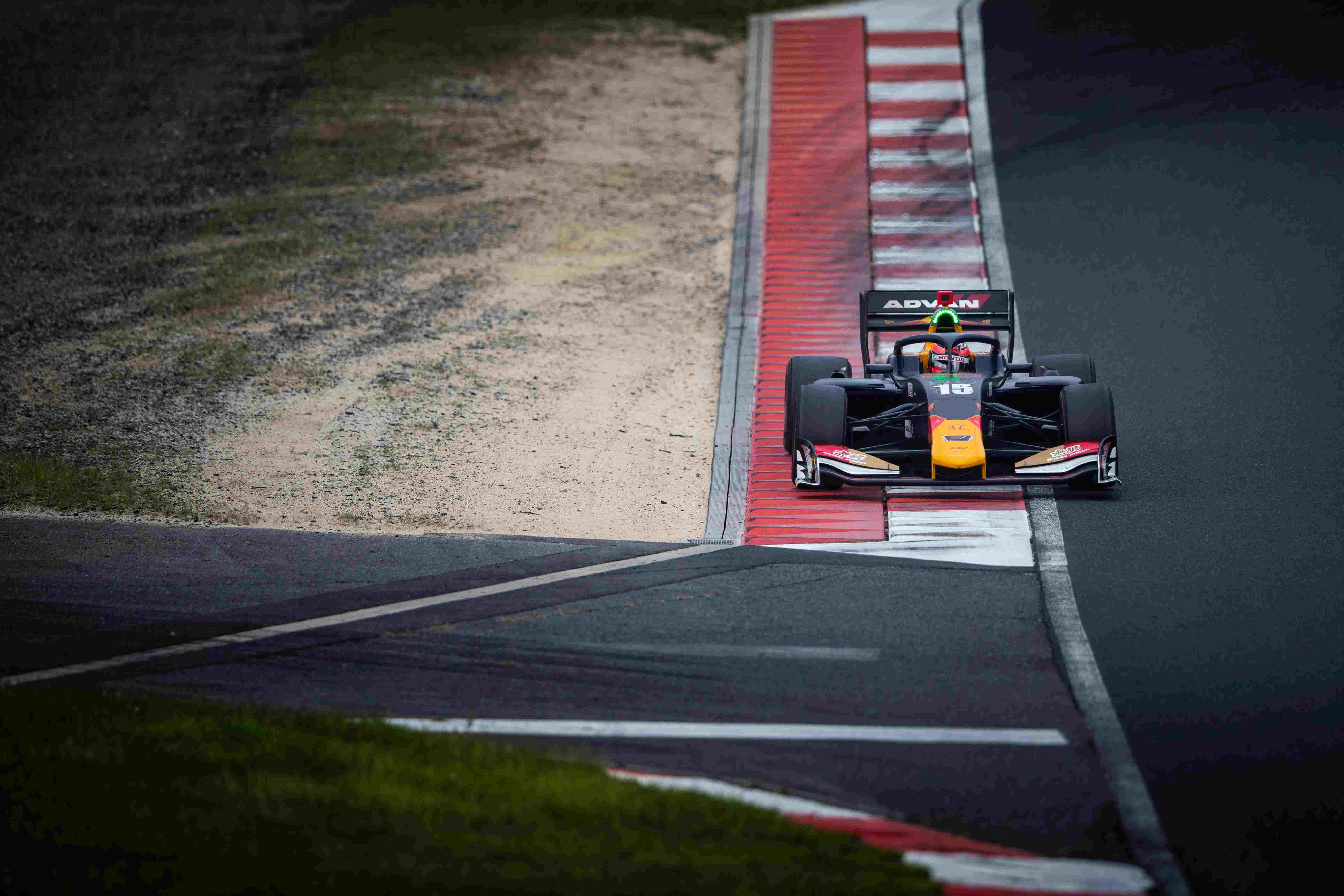 Sigue el baile de pilotos de Red Bull en Japón: Vips reemplaza a