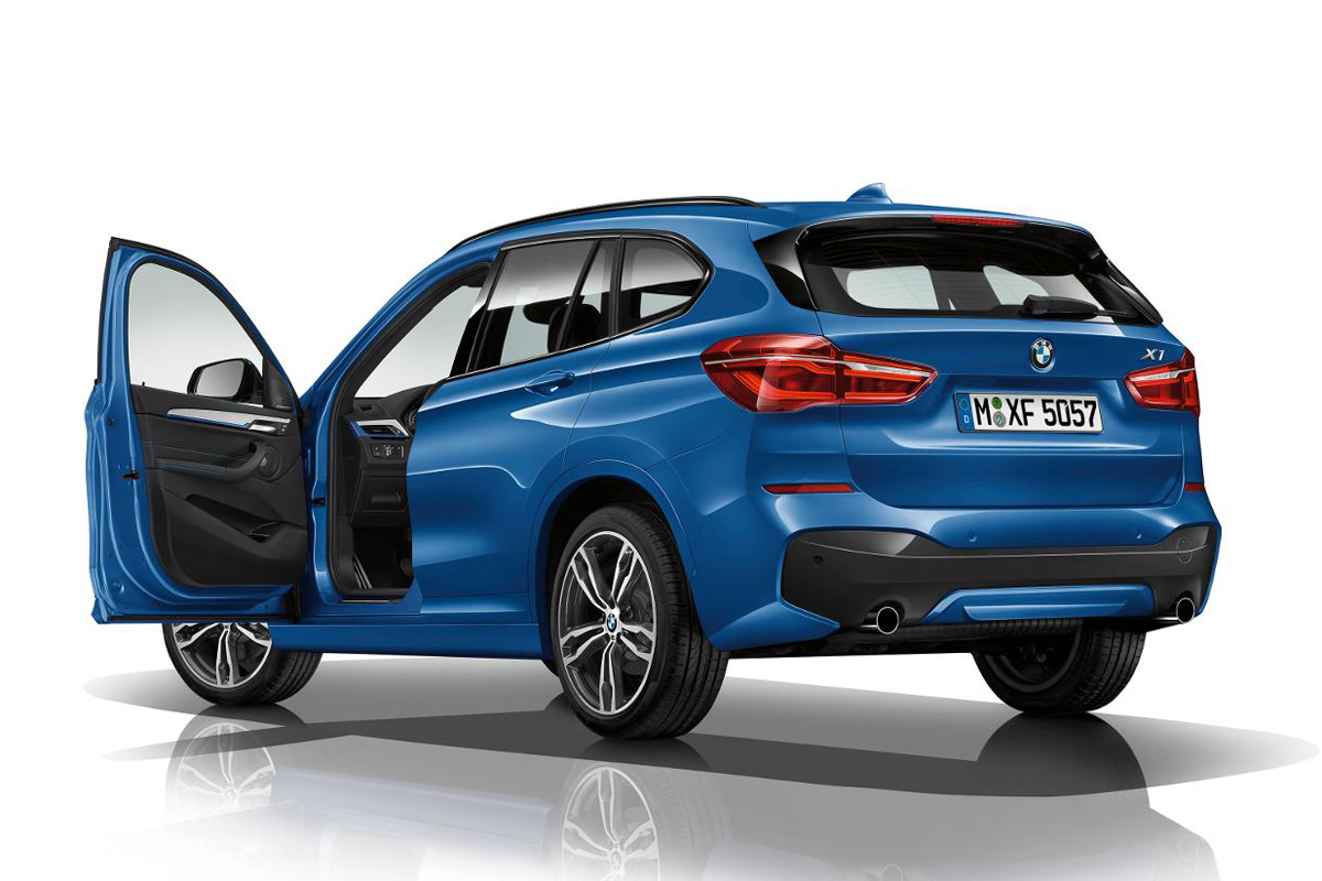 bmw x1 2016 a la venta y con el pack m sport. Black Bedroom Furniture Sets. Home Design Ideas