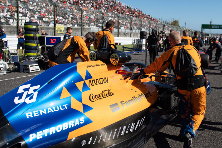 Petrobras cancela el acuerdo con McLaren, según prensa brasileña