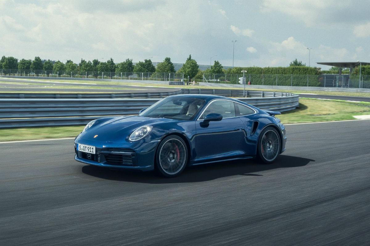 Porsche 911 Turbo S 2020: con 650 caballos de potencia - SoyMotor.com