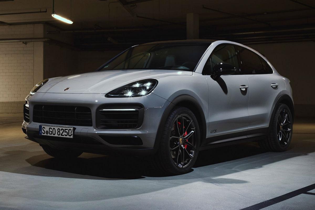 2021 Porsche Cayenne Model Configurations
