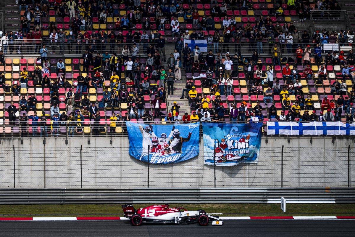 """Beat Zehnder ensalza a Räikkönen: """"Es un placer trabajar con él"""""""
