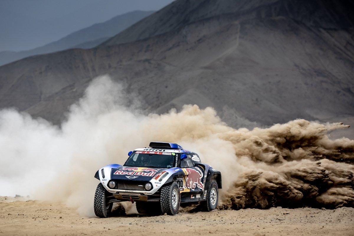 Dakar 2019 - cover