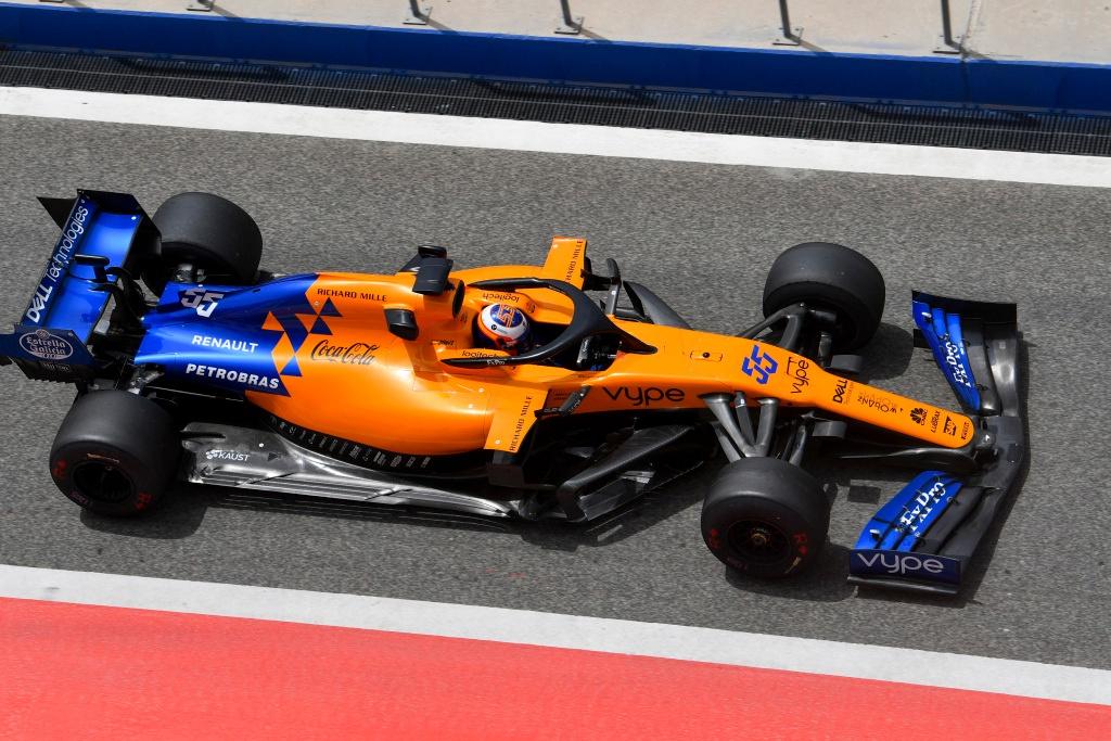 """Sainz, satisfecho con el trabajo """"productivo"""" de McLaren en Baréin"""
