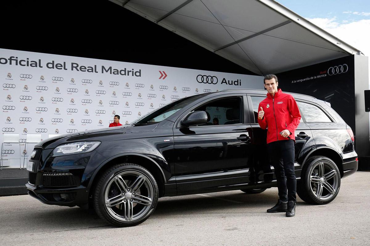 El Audi Q7 Es El Coche Favorito Del Real Madrid Soymotor Com