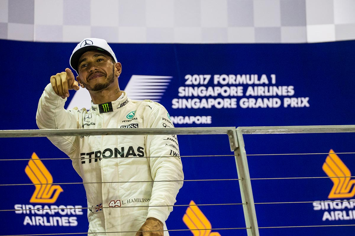 GP de Singapur F1 2017: Carrera Minuto a Minuto | SoyMotor.com