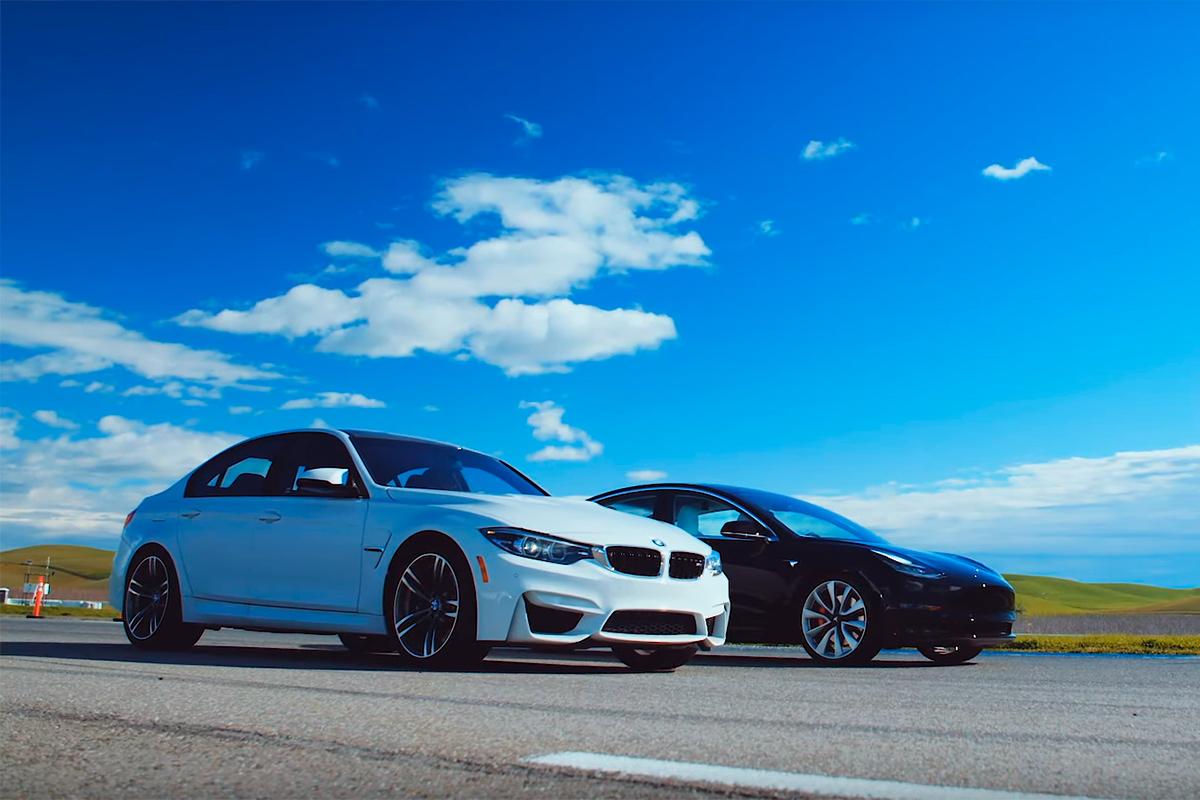 ¿Es el Tesla Model 3 Performance rival para el BMW M3 ...