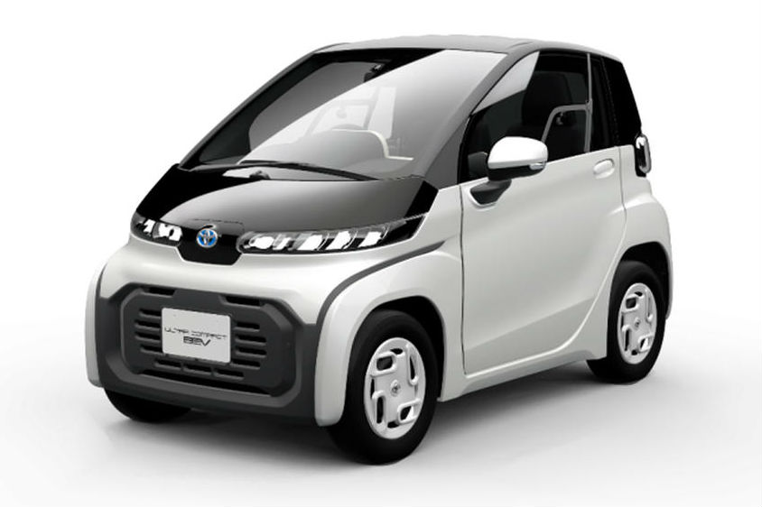 Toyota anuncia un nuevo coche eléctrico y urbano