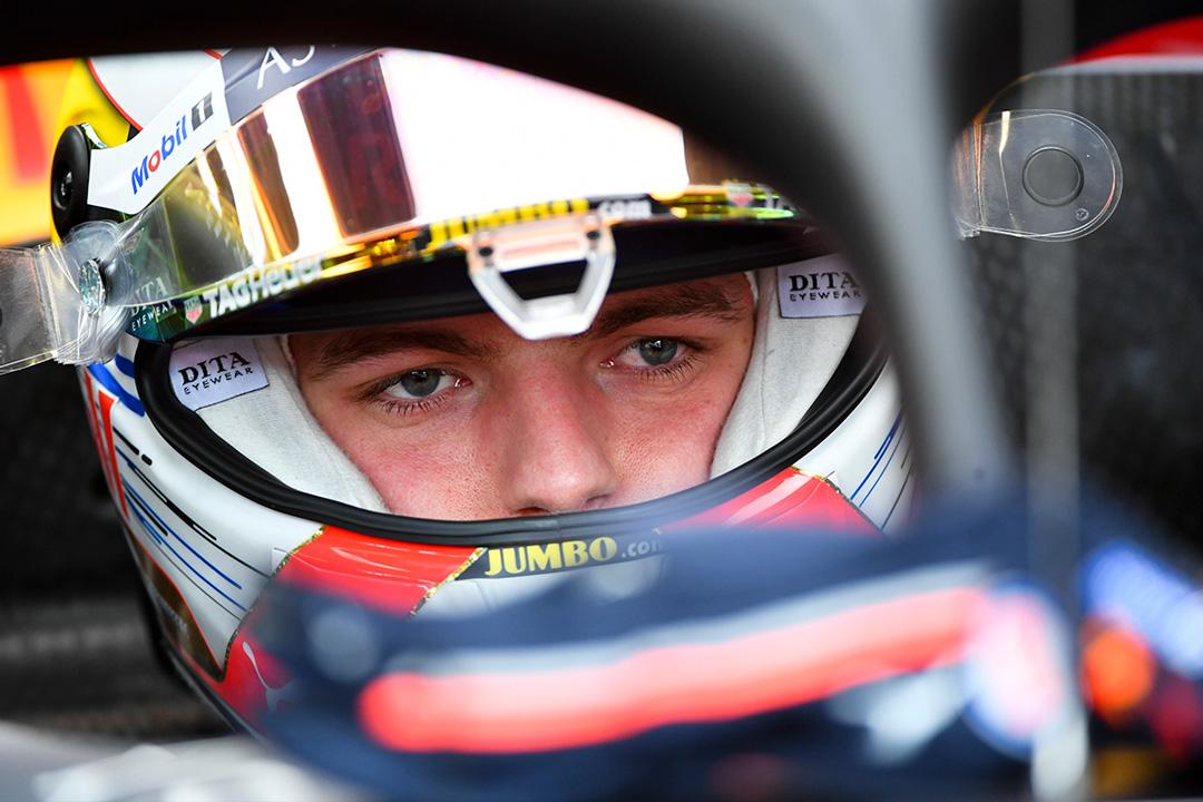 Verstappen no ha cambiado su forma de trabajar con la llegada de Gasly