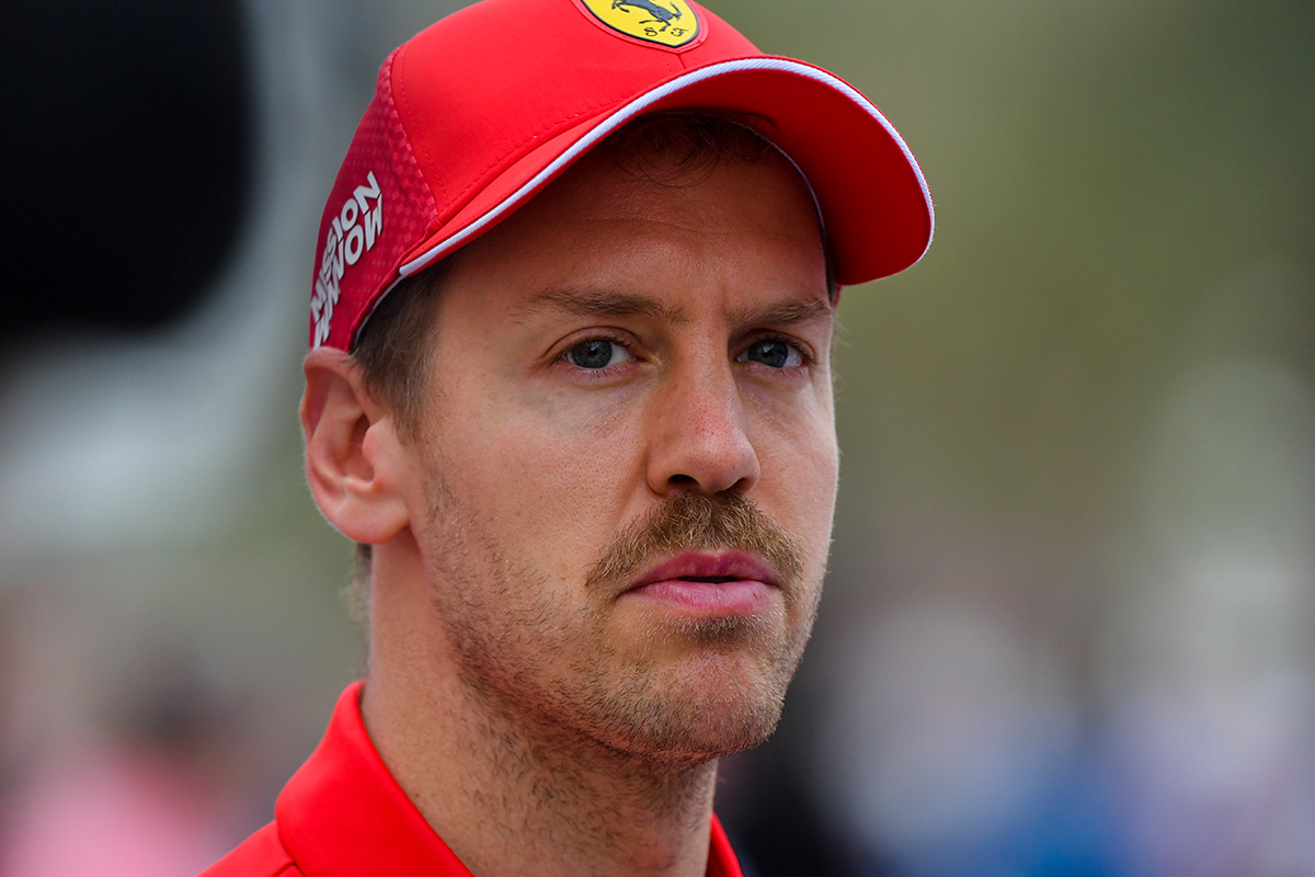 """La prensa italiana: """"Ferrari mira a un futuro sin sitio para Vettel"""""""